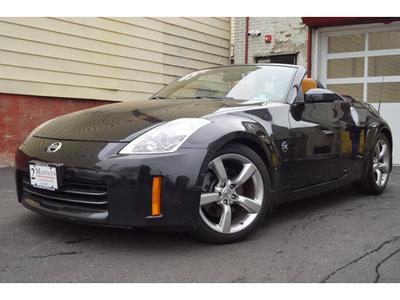 2007 Nissan 350Z Touring for sale VIN: JN1BZ36A67M654765