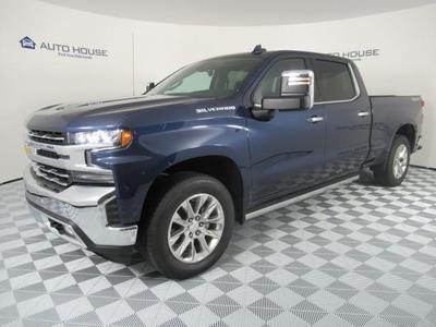 Chevrolet Silverado 1500 2021 for Sale in Tempe, AZ