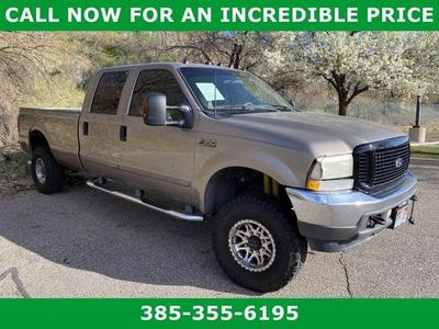 Ford F-350 2002 for Sale in Ogden, UT