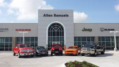 Allen Samuels Chrysler Dodge Jeep Ram Image 4