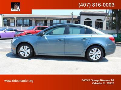 Chevrolet Cruze 2012 for Sale in Orlando, FL