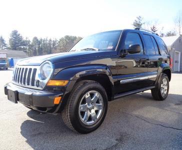 2005 Jeep Liberty Limited for sale VIN: 1J4GL58K45W537817