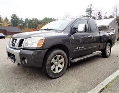 Nissan Titan 2005 for Sale in Hampton Falls, NH