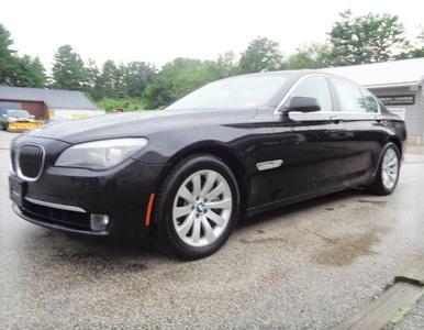 BMW 750 2011 for Sale in Hampton Falls, NH