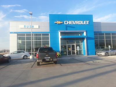 Rush Chevrolet Image 4