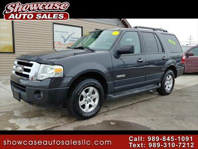 2007 Ford Expedition XLT for sale VIN: 1FMFU16537LA47017