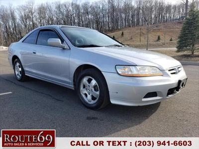 2001 Honda Accord EX for sale VIN: 1HGCG32721A029064