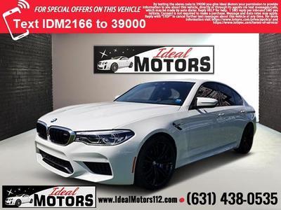 BMW M5 2018 for Sale in Medford, NY