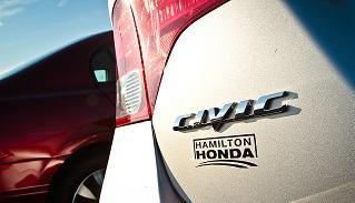 Hamilton Honda Image 9
