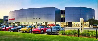 Hennessy Porsche Image 1