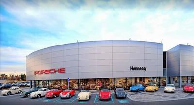 Hennessy Porsche Image 4
