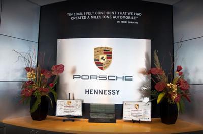 Hennessy Porsche Image 7