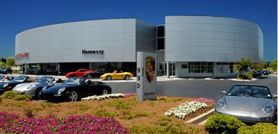 Hennessy Porsche Image 8