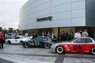 Hennessy Porsche Image 9