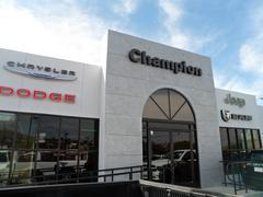 Champion Chrysler Jeep Dodge RAM Image 1