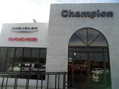 Champion Chrysler Jeep Dodge RAM Image 4