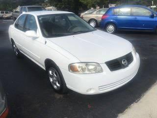 2006 Nissan Sentra 1.8 S for sale VIN: 3N1CB51D86L584362