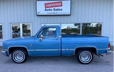 Chevrolet C10/K10 1985 for Sale in Des Moines, IA