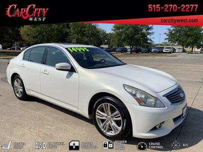 INFINITI G37X 2010 for Sale in Clive, IA