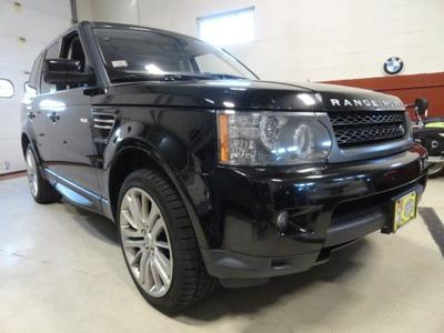 2010 Land Rover Range Rover Sport  for sale VIN: SALSK2D42AA228646