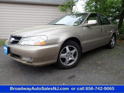 2003 Acura TL 3.2 for sale VIN: 19UUA56603A070461