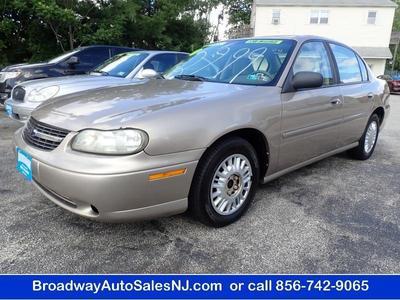 Chevrolet Malibu 2000 for Sale in Westville, NJ