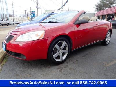 2007 Pontiac G6 GT for sale VIN: 1G2ZH36N074245490