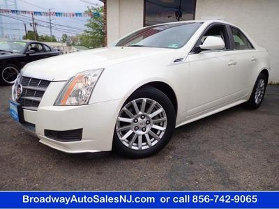 2010 Cadillac CTS  for sale VIN: 1G6DA5EG3A0131557