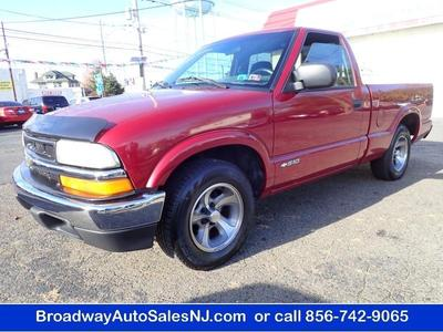 Chevrolet S-10 2000 for Sale in Westville, NJ