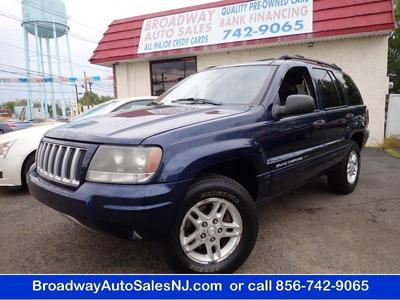 2004 Jeep Grand Cherokee Laredo for sale VIN: 1J8GW48S44C142732