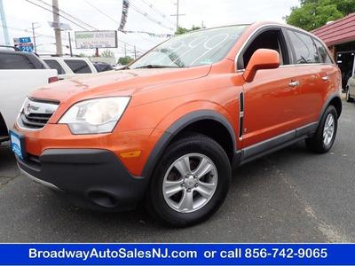 2008 Saturn Vue XE for sale VIN: 3GSCL33P38S672187