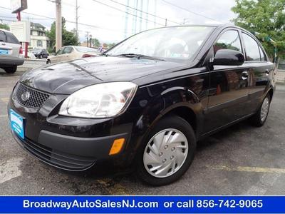 2009 KIA Rio LX for sale VIN: KNADE223196505428