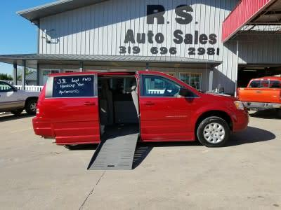 2009 Chrysler Town & Country LX for sale VIN: 2A8HR44EX9R551702