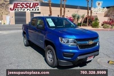 Chevrolet Colorado 2019 for Sale in Cathedral City, CA