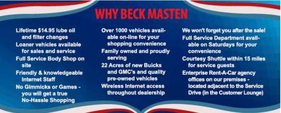 Beck & Masten Buick GMC South Image 2