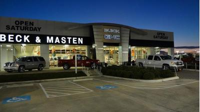 Beck & Masten Buick GMC South Image 8