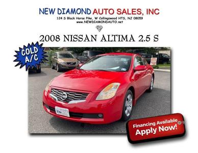 Nissan Altima 2008 for Sale in Mount Ephraim, NJ