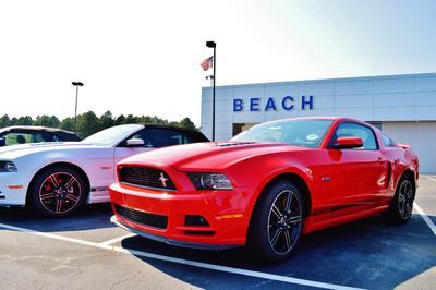 Beach Automotive Image 1