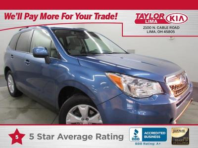 Subaru Forester 2016 for Sale in Lima, OH