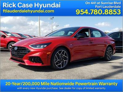 Hyundai Sonata 2021 for Sale in Fort Lauderdale, FL