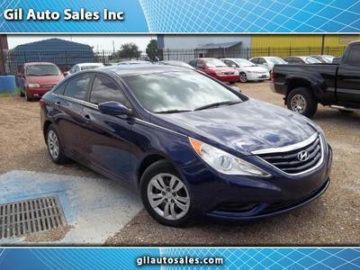 2012 Hyundai Sonata GLS for sale VIN: 5NPEB4AC2CH399467