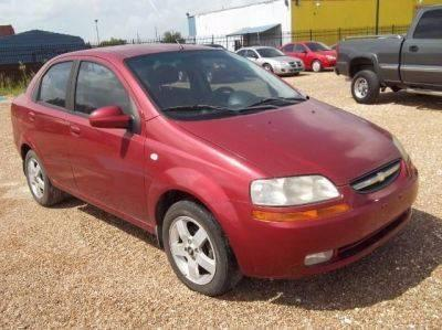 2006 Chevrolet Aveo 5 LT for sale VIN: KL1TG56696B568219