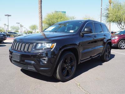 2015 Jeep Grand Cherokee Altitude for sale VIN: 1C4RJEAG5FC235627