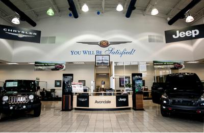 Larry H. Miller Chrysler Jeep Avondale Image 6