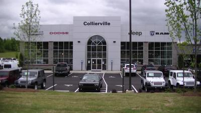Collierville Chrysler Dodge Jeep Ram Image 4