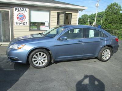 2011 Chrysler 200 Touring for sale VIN: 1C3BC1FB5BN625518