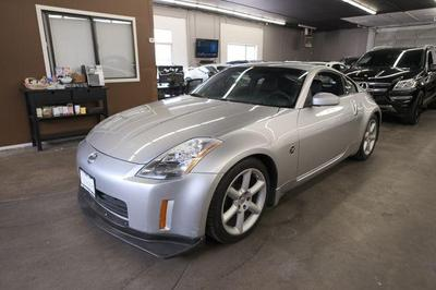 2003 Nissan 350Z Touring for sale VIN: JN1AZ34E93T019640