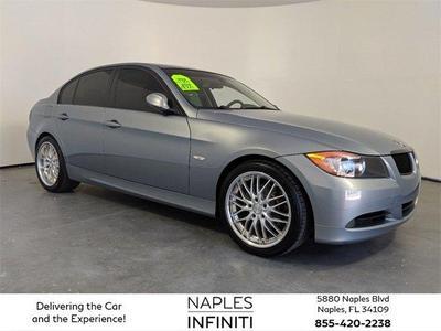 2006 BMW 325 i for sale VIN: WBAVB13566PT23172