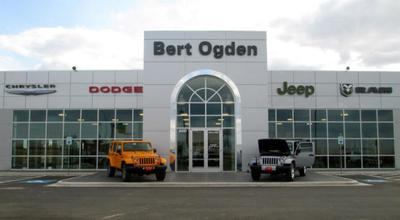 Bert Ogden Chrysler Dodge Jeep Ram Image 5