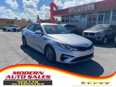 KIA Optima 2020 for Sale in Hollywood, FL